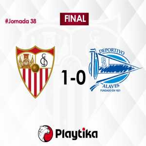 Sevilla FC has qualified for the EL