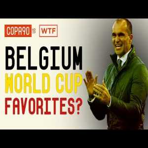 Are Belgium the Team to Beat at World Cup 2018? | Interview with Roberto Martinez
