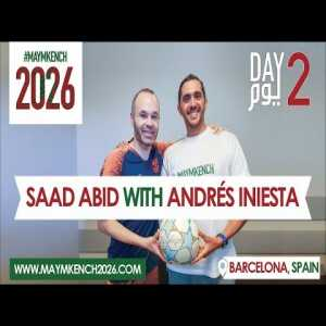 Moroccan man travels the world and gets the likes of Messi, Iniesta and Ibrahimovic to support Morocco's 2026 World Cup Bid