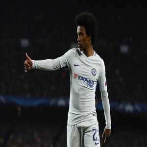 Sky sources: Manchester United interested in signing Willian from Chelsea this summer and Brazil forward wants to leave Stamford Bridge if Antonio Conte remains as manager