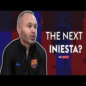 Documentary about FC Barcelona football academy, and finding the next Iniesta