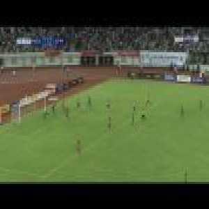 Nigeria [2]-2 Atletico Madrid- Mohammed Usman