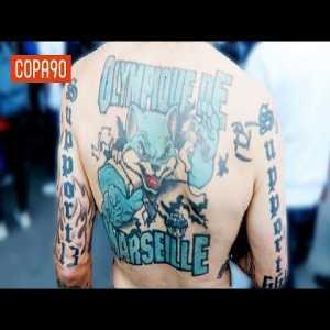 What Happens When Hardcore Ultras Get To A European Final - COPA90