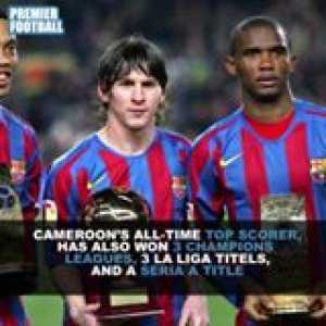 Greatest African Stars To Play in Europe