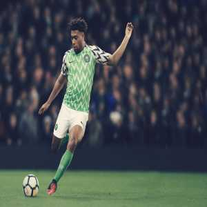 [Bleacher Report] 3 million people pre-ordered Nigeria's World Cup kit