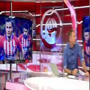 Griezmann does not appear in the video or in the posters of the new Atletico team