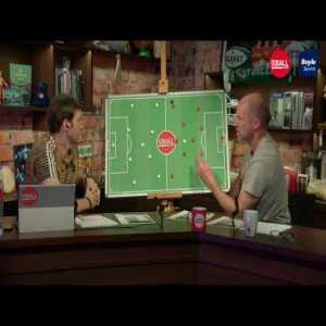 Liverpool vs Real Madrid - Kenny Cunningham and Kevin Kilbane tactical analysis