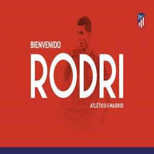 Official: Atleti signs Rodri from Villarreal