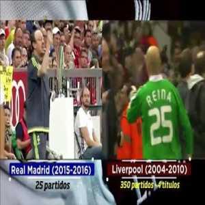 Rafa Benítez analyzes Real Madrid - Liverpool, the Champions League final in Kiev