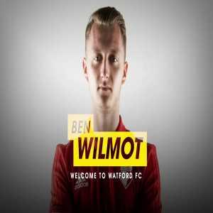 Watford sign Ben Wilmot