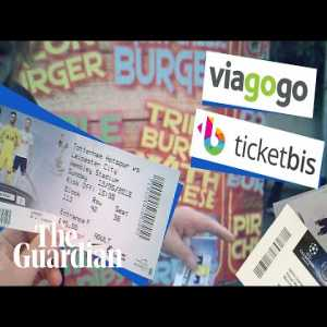 Football tickets: how resale sites rip off fans [Video]