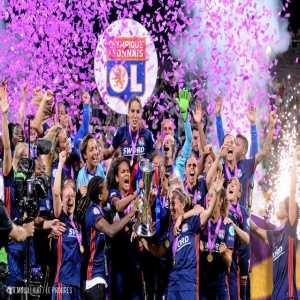 [ICC] Olympique Lyonnais will join Paris Saint-Germain, Manchester City, and North Carolina Courage for the 2018 International Champions Cup Women's Tournament.