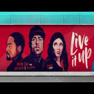 """Live It Up"" - Official song of the 2018 FIFA World Cup"
