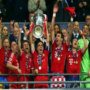 On this day, 5 years ago, Bayern won the Champions League final against Borussia Dortmund
