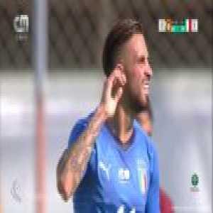 Portugal U21 2-[1] Italy U21 - Vittorio Parigini 28' (Friendly)