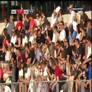 Switzerland U21 2 vs 1 France U21 - Highlights & Goals - Freindly Game