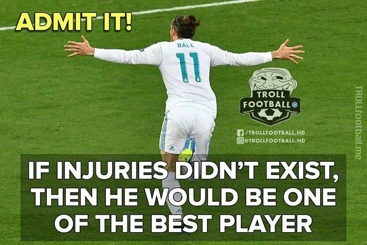 Gareth Bale..