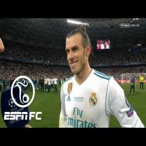 Gareth Bale after Champions League-winning goal: 'I need to be playing regularly'