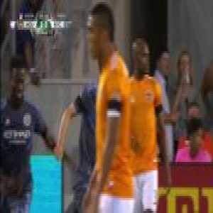 Houston Dynamo 0-1 NYCFC - David Villa