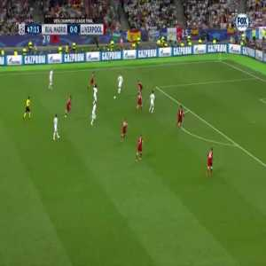 Isco off the crossbar vs Liverpool