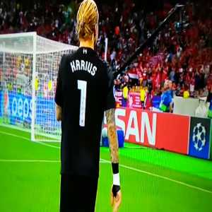 Karius in Tears, Apologies to the Fans