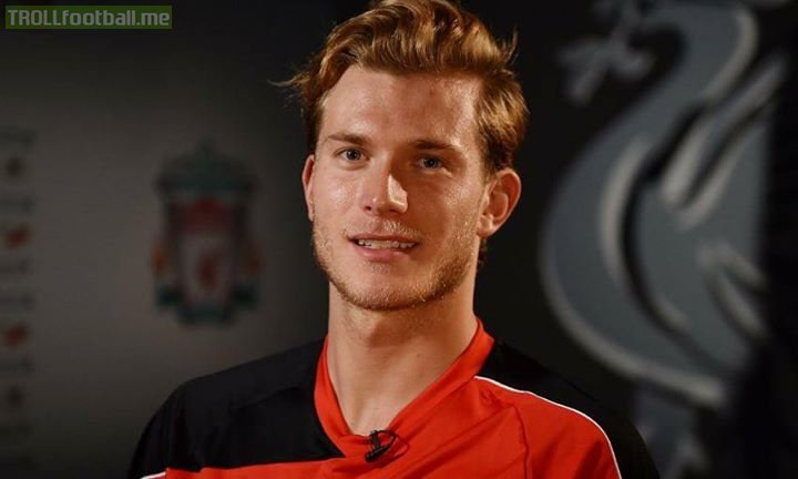 Loris Karius: the only player more likely to end up on a blooper reel than a highlight reel.