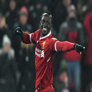 Mané is the 4th African player to score in a CL final after Drogba, Eto'o, Madjer