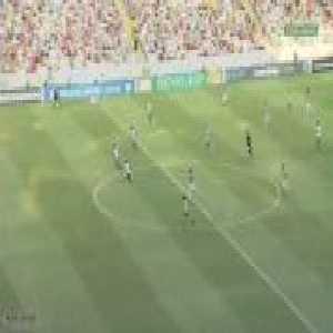 Marcos Júnior's (Fluminense) bizarre goal vs Chapecoense ([2]:0)