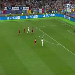 Robertson great tackle against Ronaldo