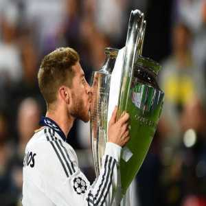 Sergio Ramos is the second captain that has lift the UCL trophy 3 times. The first was Franz Beckenbauer.