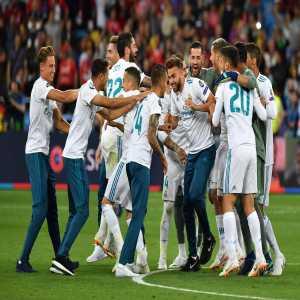 Spanish clubs have now won both the UCL & UEL in 4 of the last 5 seasons: 2018 R.Madrid & At.Madrid 2017 R.Madrid & Man Utd 2016 R.Madrid & Sevilla 2015 Barcelona & Sevilla 2014 R.Madrid & Sevilla