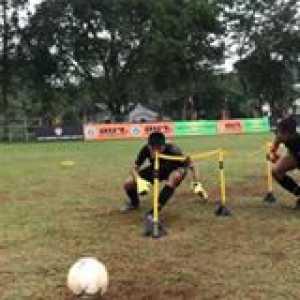 Next level goalkeeper training with Thai Football Agent ! 🔥