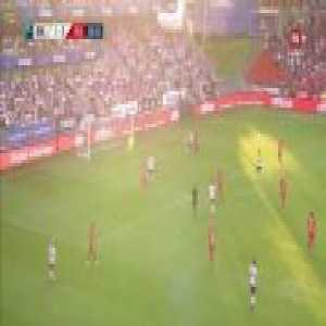 Bendtner wrongfully disallowed goal