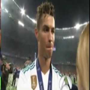 Cristiano Ronaldo The Champions should be called CR7 Champions League