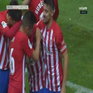 Gijon 1-0 Grenada - Alberto Lora (Michael Santos nice assist)