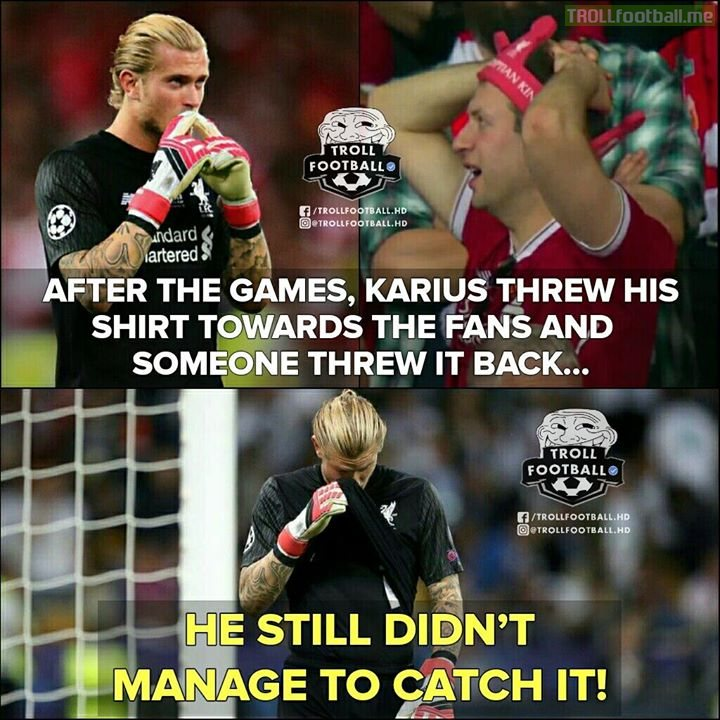 HAHAHA Lord Karius For A Reason!😂😂
