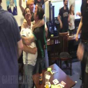 Massive celebrations at Everton Supporters Club as Liverpool lose final