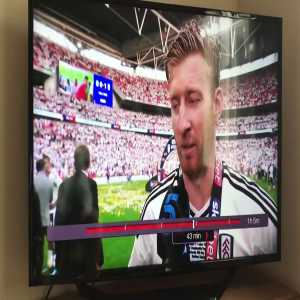 Mitrovic's post game interview with Channel 5