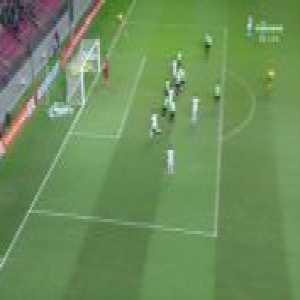 Nene (São Paulo) fantastic free kick goal vs. América Mineiro (1-[3]) [Brasileirão Série A]