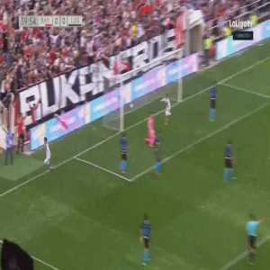 Rayo Vallecano 1-0 Lugo - Alex Moreno