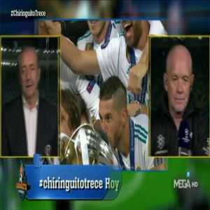 Reactions from the players and managers on Bale's sensational goal.