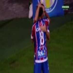 Régis (Bahia) goal vs. Vasco (3-0) [Brasileirão Série A]