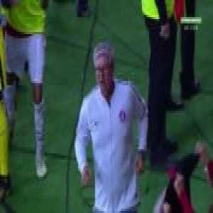 Rossi (Internacional) stoppage time goal vs. Corinthians ([2]-1) [Brasileirão Série A]