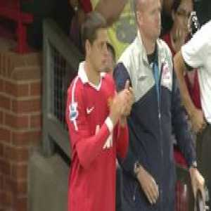 The Little Pea entered Old Trafford OnThisDay in 2010 and soon became a Manchester United hero!