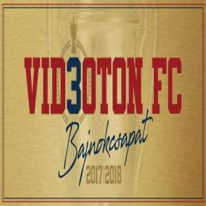 Videoton FC win the Nemzeti Bajnokság I (Hungarian League)