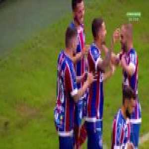 Zé Rafael (Bahia) goal vs. Vasco (2-0) [Brasileirão Série A]