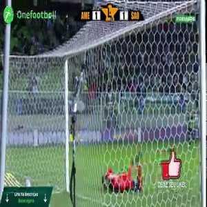 América-MG 1 vs 3 São Paulo - Highlights & Goals - Brasileiro 2018