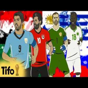 FIFA World Cup 2018: 'Group A' Tactical Preview