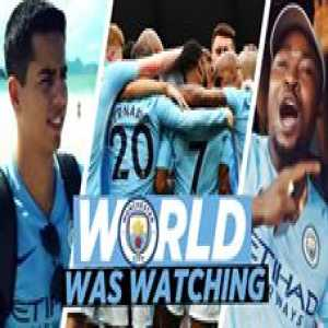 The world was watching...  (📹 Manchester City)