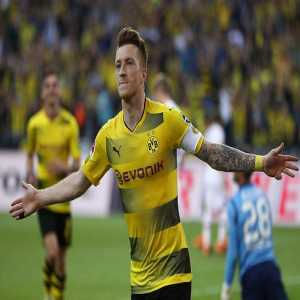 Reus is the only player to score at least 7 goals in each of the last 9 Bundesliga seasons.